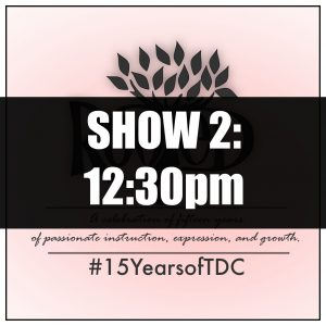 2019 Show 2 Tickets