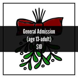Mistletoe Mingle General Admission